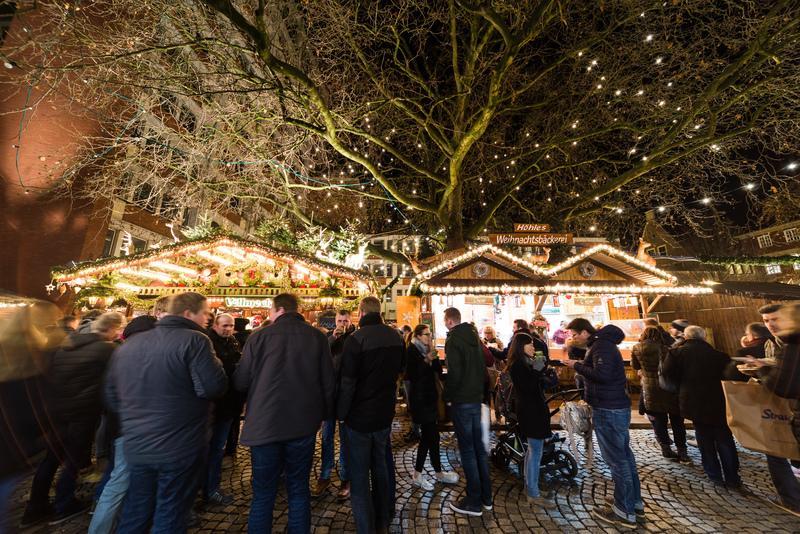 Aussteller Weihnachtsmarkt.Home Weihnachtsmarkt Rund Um Das Rathaus In Münster